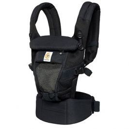 Ergobaby Adapt Nostíko Cool Air Mesh - Onyx Black