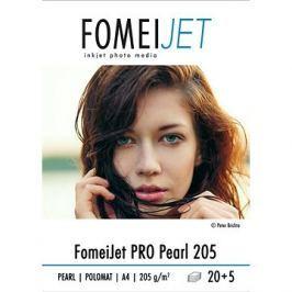 FOMEI Jet PRO Pearl 205 A4 - balení 20ks + 5ks zdarma
