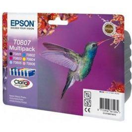 Epson T0807 - originální Epson