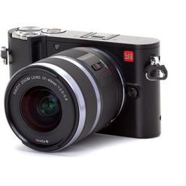 Yi M1 4K Mirrorless Camera Black + 12-40mm