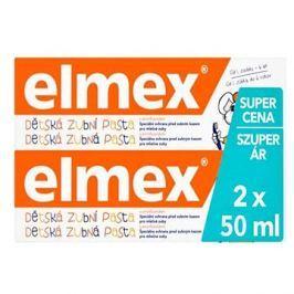 ELMEX Kids duopack 2 × 50 ml