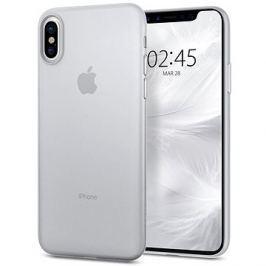 Spigen Air Skin Clear iPhone X