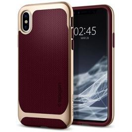 Spigen Neo Hybrid Burgundy iPhone X