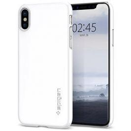 Spigen Thin Fit White iPhone X