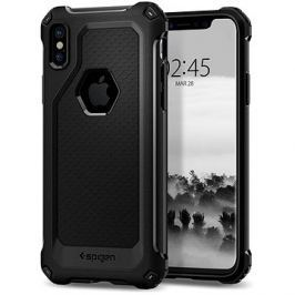 Spigen Rugged Armor Extra Black iPhone X