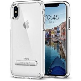 Spigen Ultra Hybrid S Crystal Clear iPhone X
