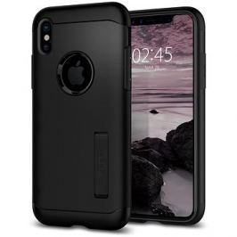 Spigen Slim Armor Black iPhone X