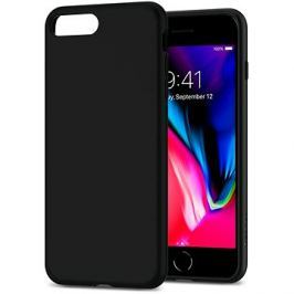 Spigen Liquid Crystal Matte Black iPhone 7/8 Plus
