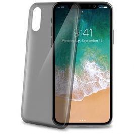 CELLY Ultrathin pro iPhone X černý