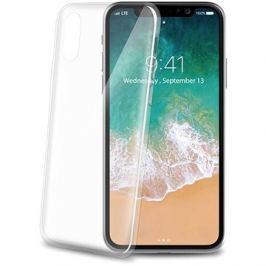 CELLY Ultrathin pro iPhone X bílý