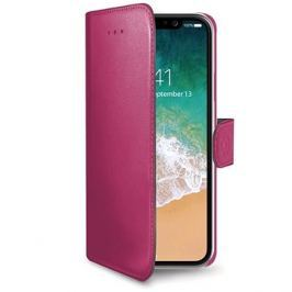 CELLY Wally pro iPhone X růžové