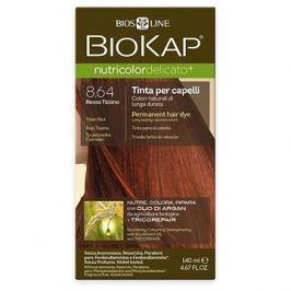 BIOKAP Nutricolor Extra Delicato + Titian Red Gentle Dye 8.64 140 ml