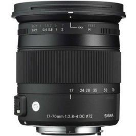SIGMA 17-70mm f/2.8-4 DC MACRO OS HSM pro Nikon Contemporary
