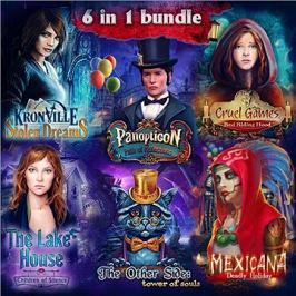 Hidden Object 6-in-1 bundle (PC) DIGITAL
