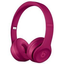 Beats Solo3 Wireless - cihlově červená