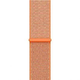 Apple 38mm Paprikově oranžový provlékací sportovní