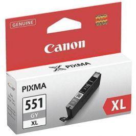 Canon CLI-551GY XL šedá