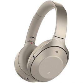 Sony Hi-Res WH-1000XM2 béžová
