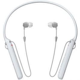 Sony WI-C400 bílo-šedivá