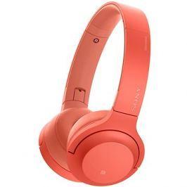 Sony Hi-Res WH-H800 červená