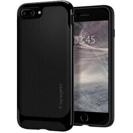 Spigen Neo Hybrid Herringbone Shiny Black iPhone 7 Plus/8 Plus