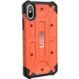 UAG Pathfinder Case Rust Orange iPhone X