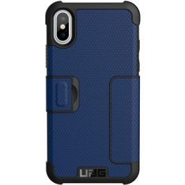 UAG Metropolis Case Cobalt Blue  iPhone X