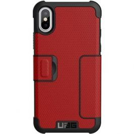 UAG Metropolis Case Magma Red iPhone X