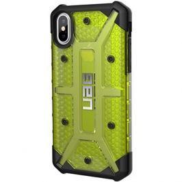 UAG Plasma Case Citron Yellow iPhone X