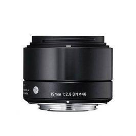 SIGMA 19mm f/2.8 DN Art black pro Sony