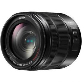 Panasonic Lumix G Vario 14-140mm f/3.5-5.6 černý