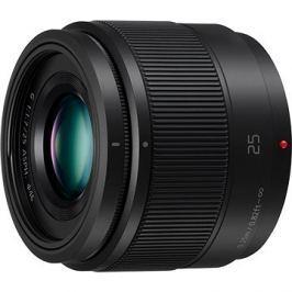 Panasonic Lumix G 25mm f/1.7 ASPH černý