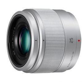 Panasonic Lumix G 25mm f/1.7 ASPH stříbrný
