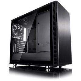 Fractal Design Define R6 Blackout Tempered Glass