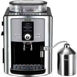 Krups EA8050 PE Espresseria Automatic stříbrné