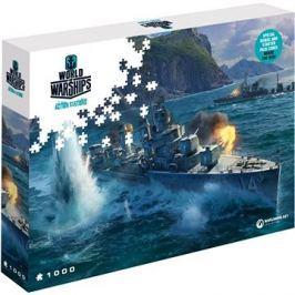 World of Warships puzzle - Panasijské torpédoborce