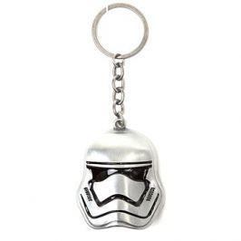 Star Wars - 3d Stormtrooper Metal Keychain