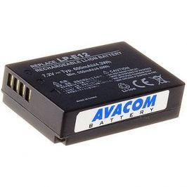 AVACOM za Canon LP-E12 Li-ion 7.2V - 7.4V 600mAh 4.3Wh