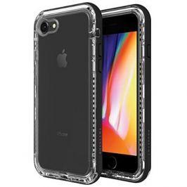 LifeProof Next pro iPhone 7/8 průhledné - černé