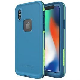 LifeProof Fre pro iPhone X - modré iPhone X