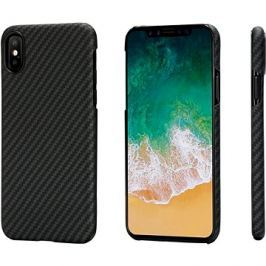 Pitaka Aramid case Black/Grey iPhone X