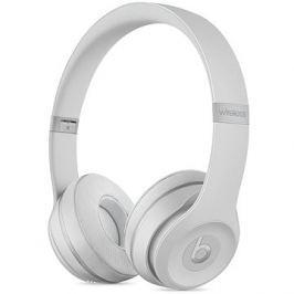 Beats Solo3 Wireless - matně stříbrná