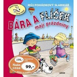 Bára a Flíček mají prázdniny: Můj pohádkový slabikář