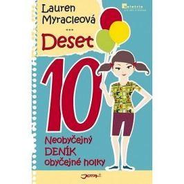 Deset 10: Neobyčejný DENÍK obyčejné holky