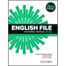 English File Intermediate Workbook with key: Third Edition