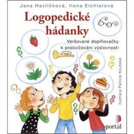 Logopedické hádanky: Veršované doplňovačky k procvičování výslovnosti