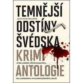 Temnější odstíny Švédska: Krimi antologie