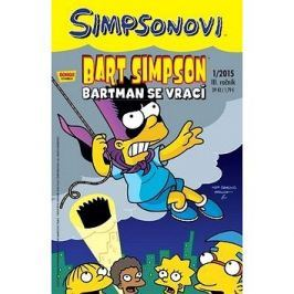 Bart Simpson Batman se vrací: 42005