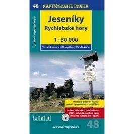 Jeseníky Rychlebské Hory 1:50 000: K48
