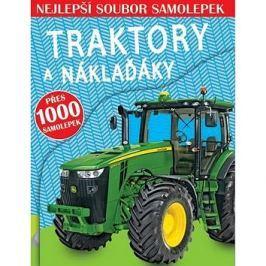 Traktory a náklaďáky: Nejlepší soubor samolepek